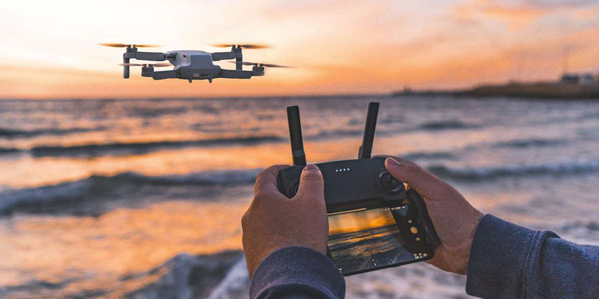 How to make money drone