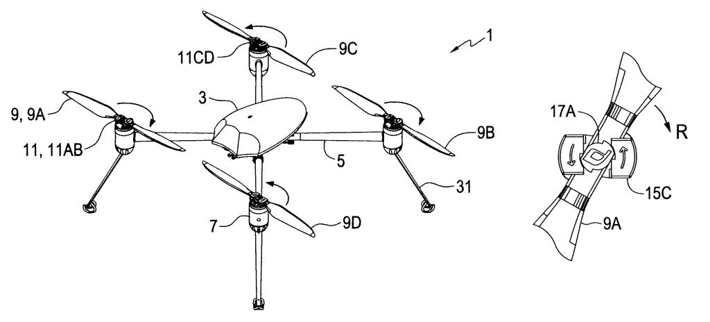 Autel Robotics DJI drone