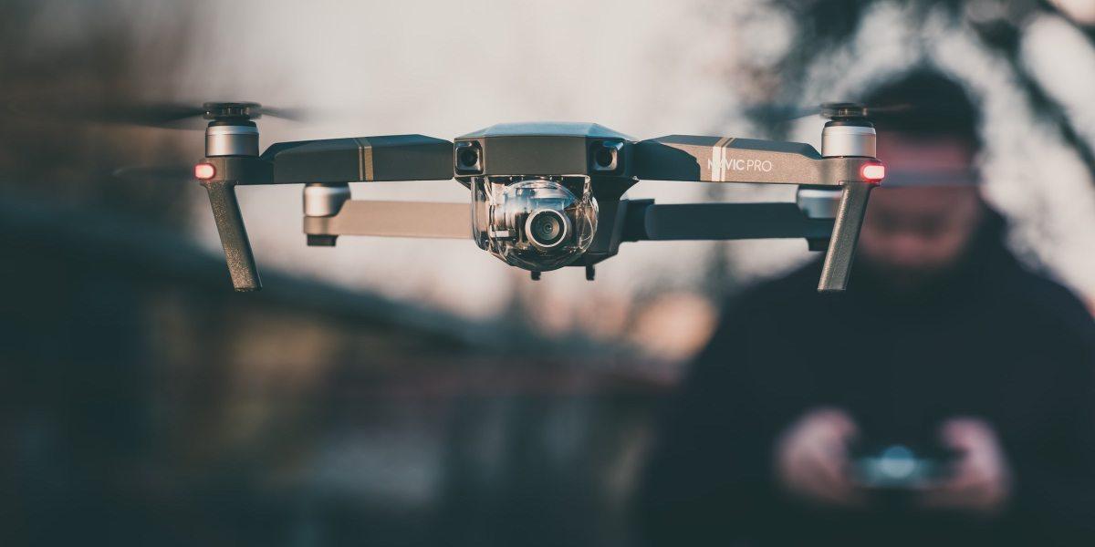 drone arson suspect