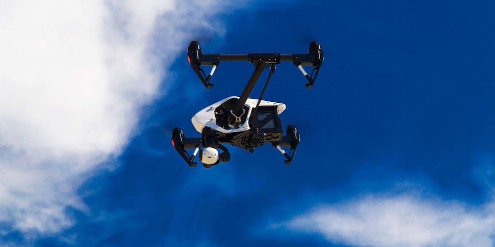 drone deliveries rotterdam
