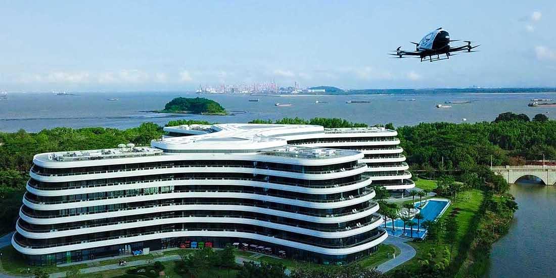 drone hotel
