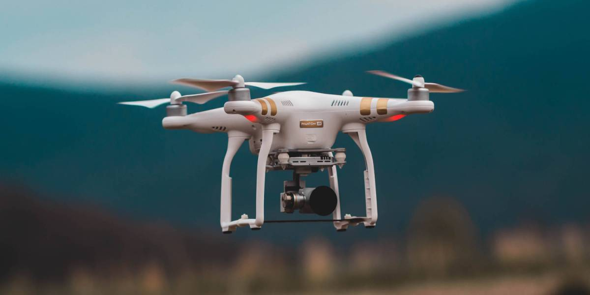 drones Papua New Guinea border