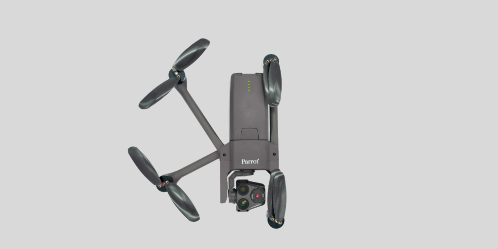 Image from Anafi USA for Parrot launch