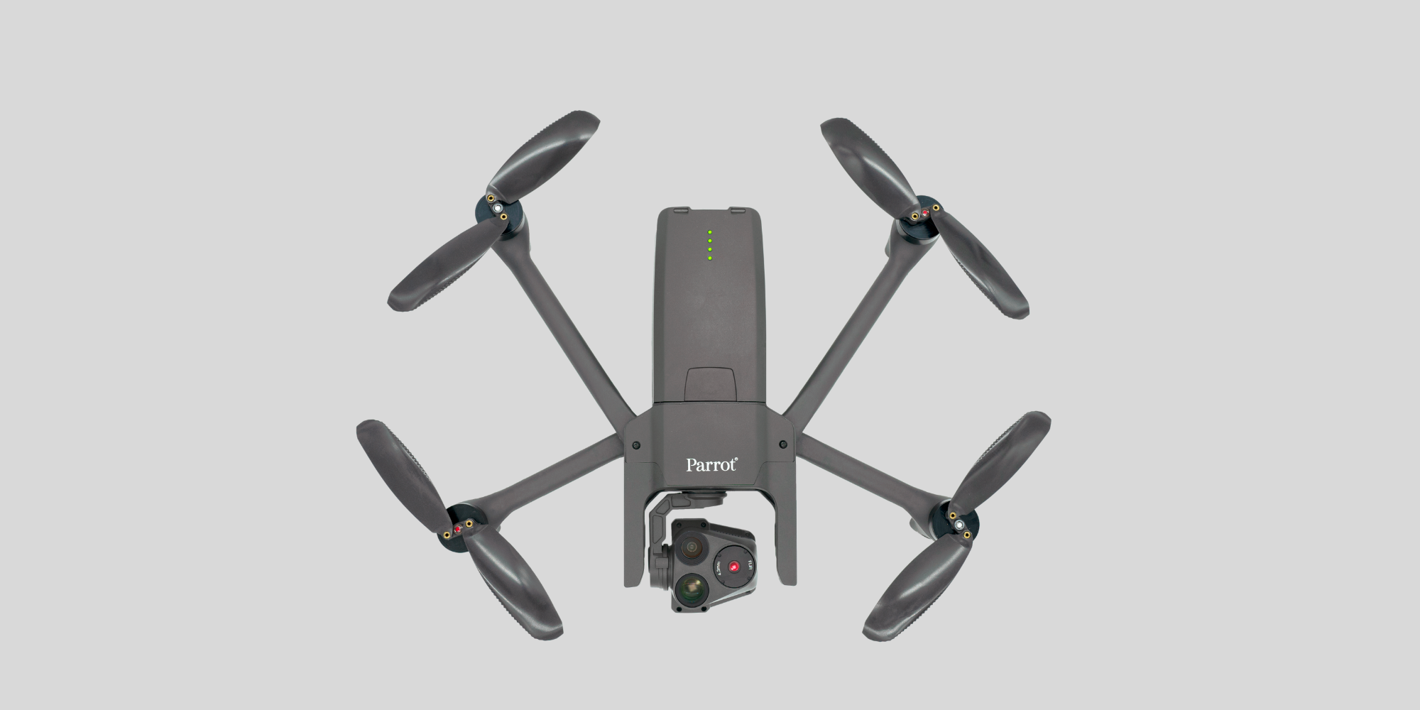 The company hopes the ambitious new drone will find a niche with first responders and enterprise users. It's called the ANAFI USA – a name that to