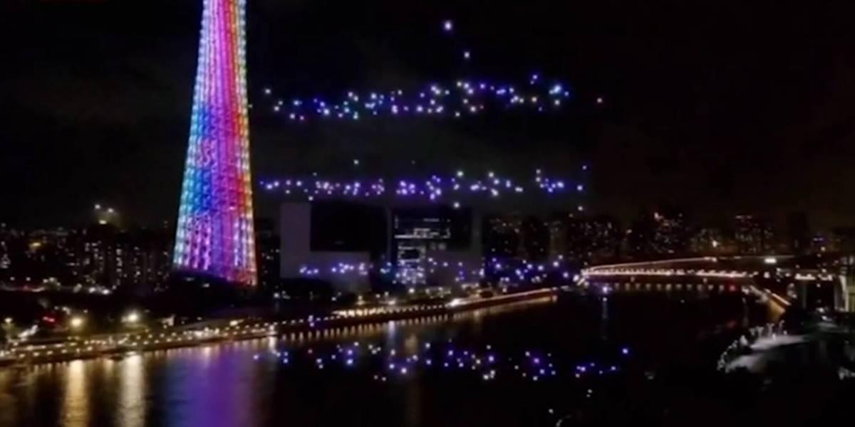 China drone canton fair