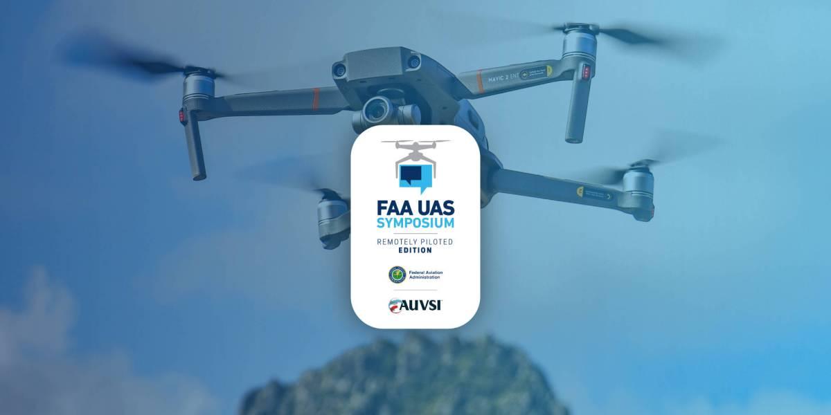 FAA 2020 UAS Symposium