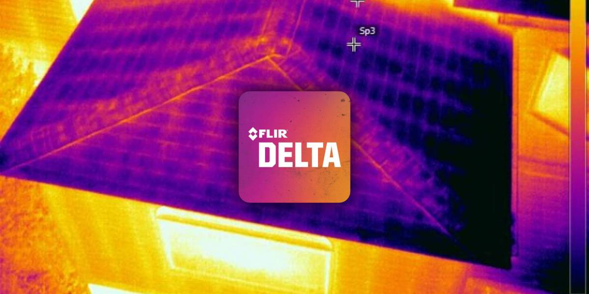 FLIR DELTA thermal drone scavenger