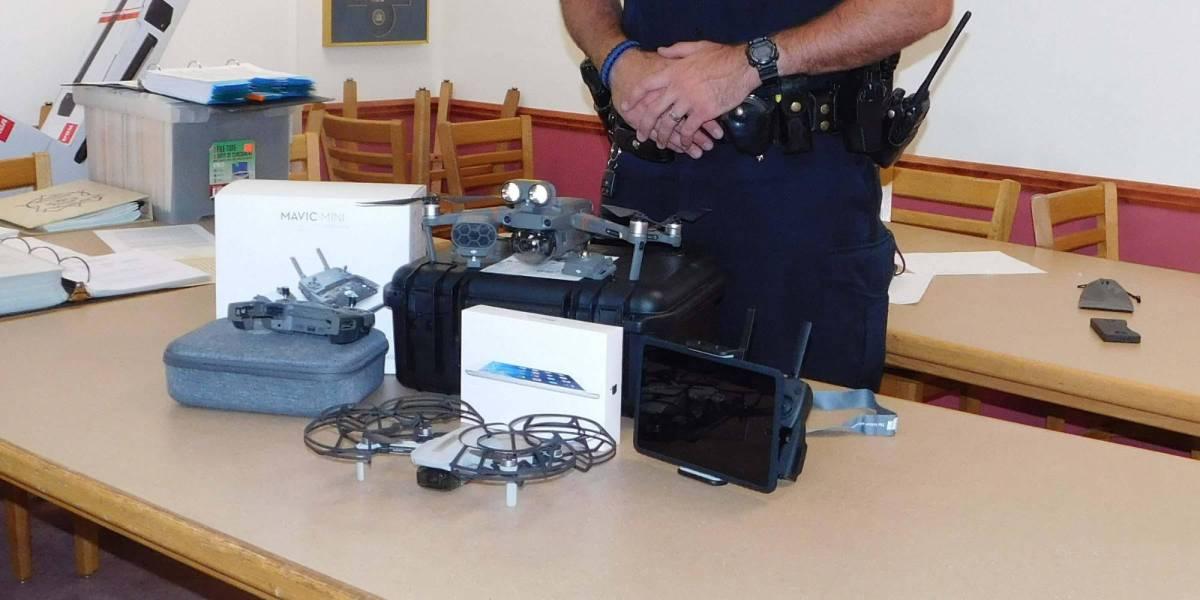 Herkimer police drone