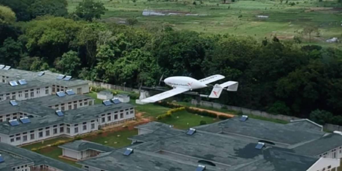 Swoop Aero Series A funding