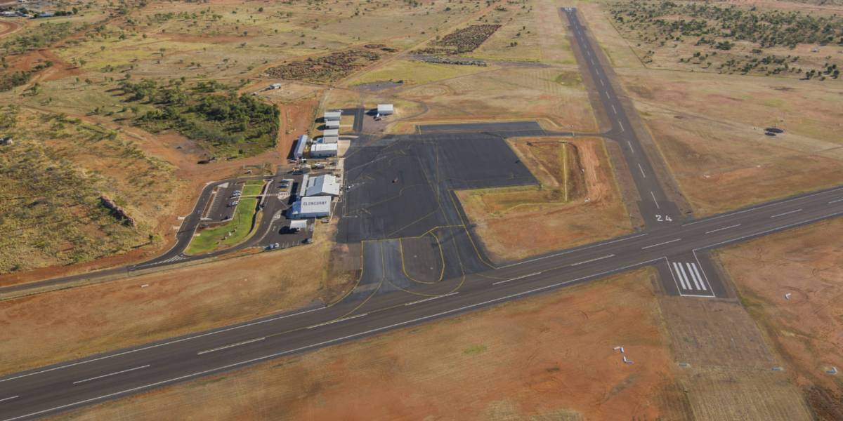 UAS test range Queensland