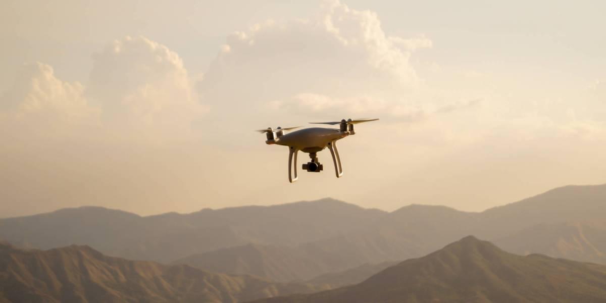 drone market worth 2025