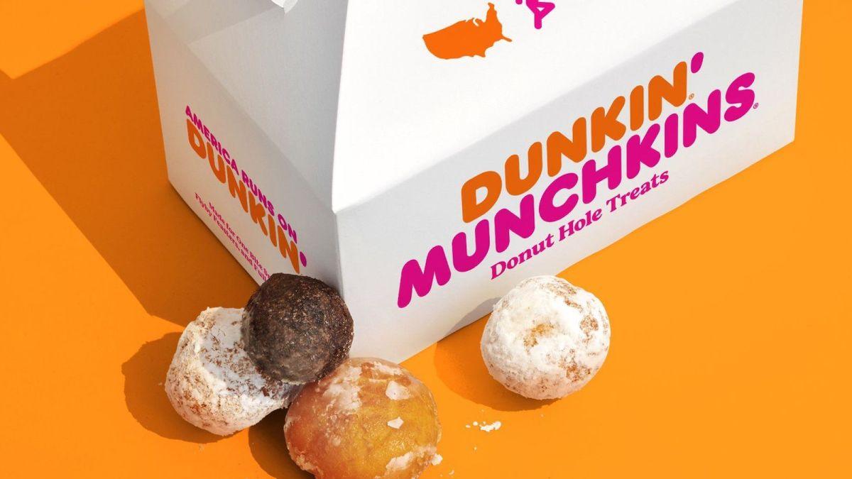 dunkin' donut drone
