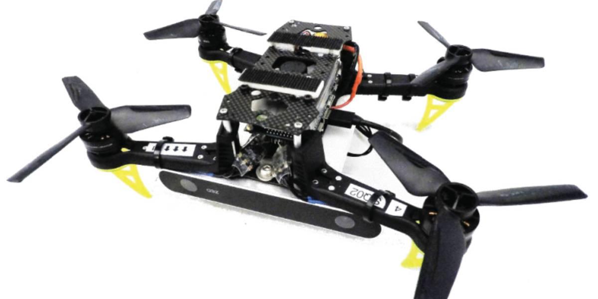 stereo cameras drone collision avoidance