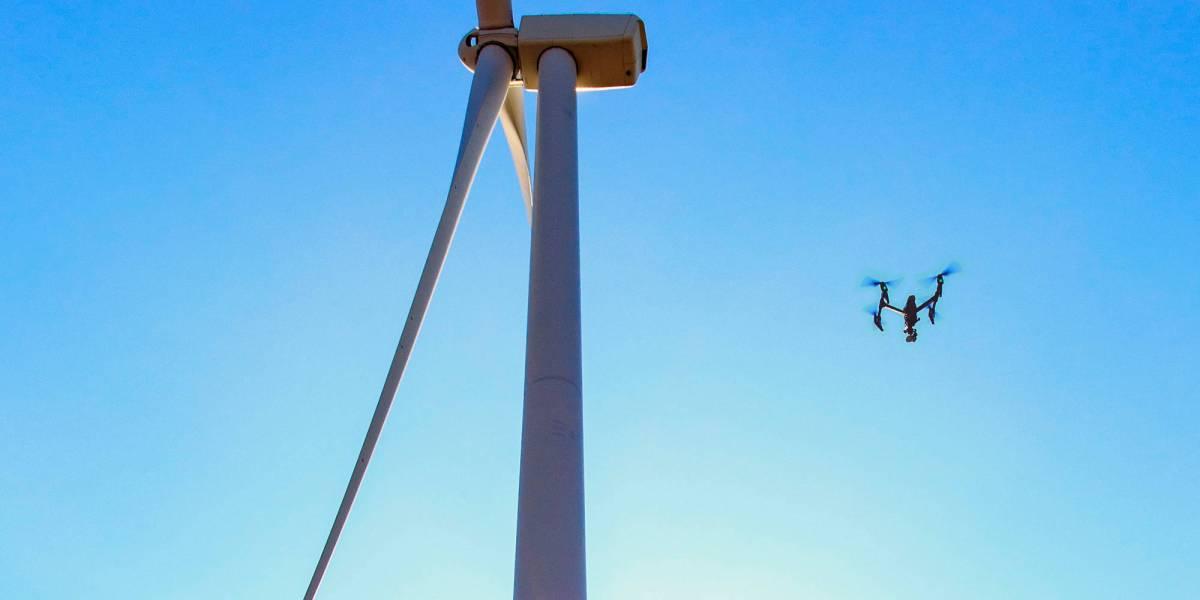 AiRXOS drone Energy Industry