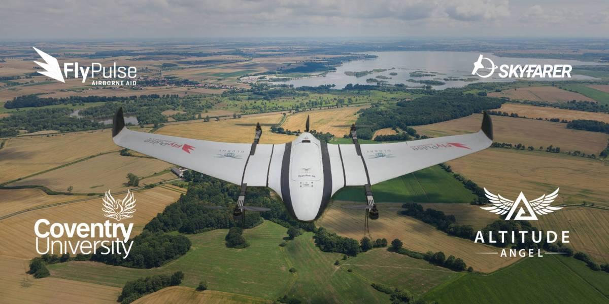 Altitude Angel medical drone