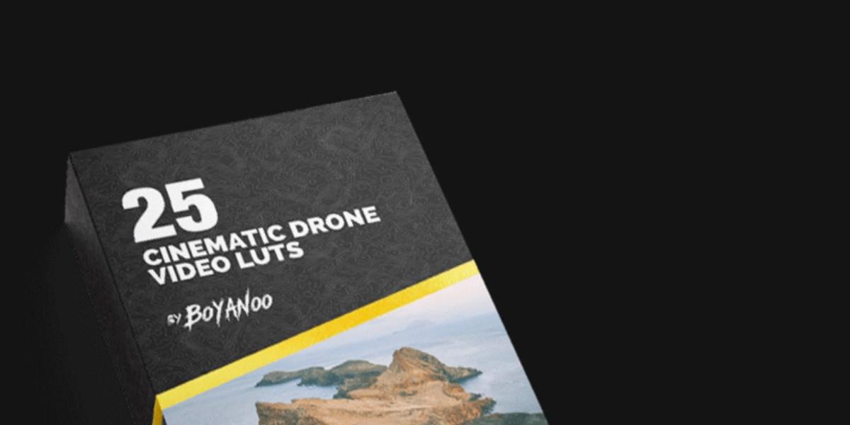 DroneLUTSbyBoyanoo