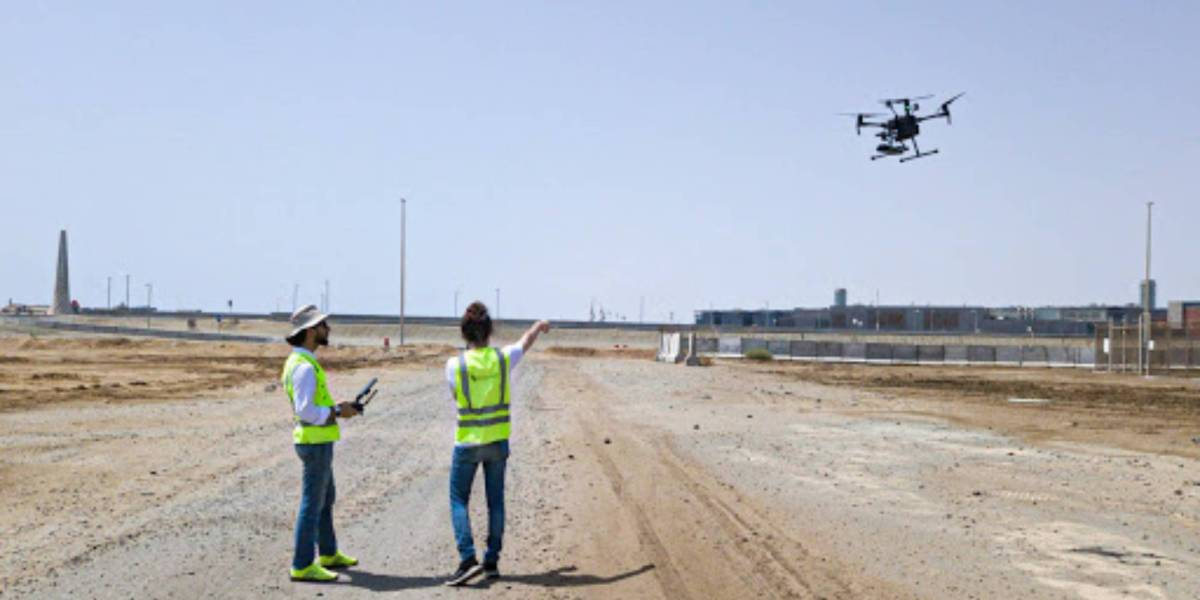 FlytBase Firnas drone security
