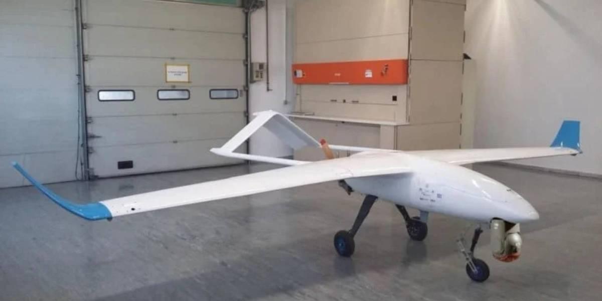 Greece swarm drones warfare