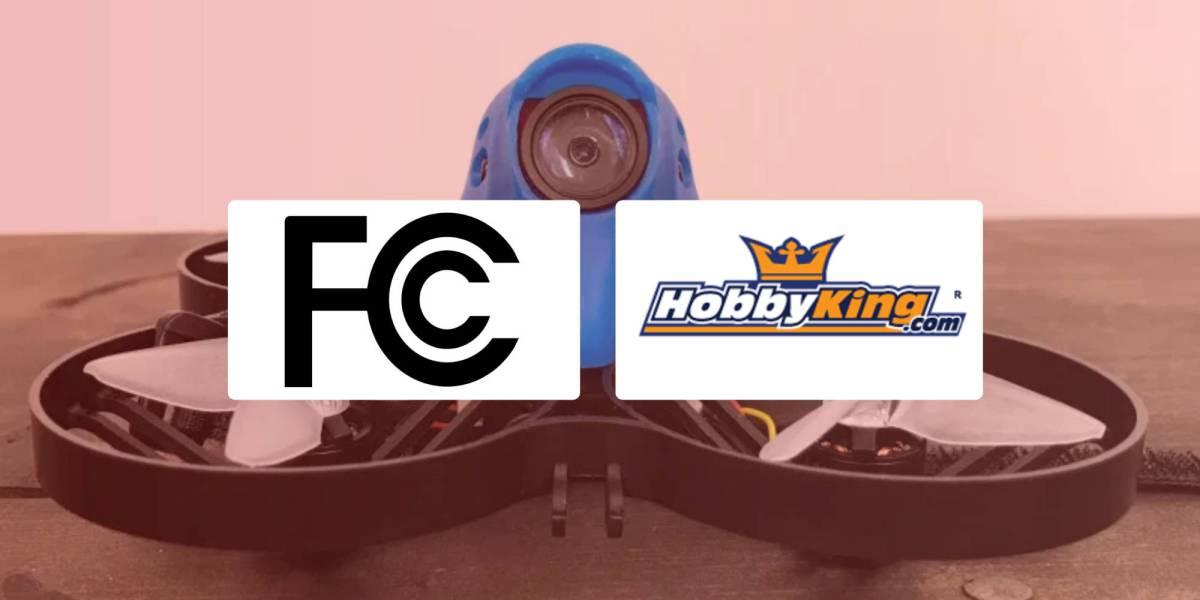 HobbyKing FCC fine FPV