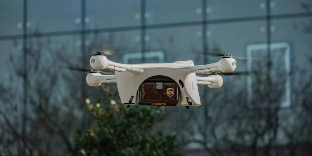Matternet UPS drone Carolina