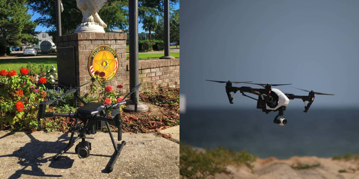 New York County drones
