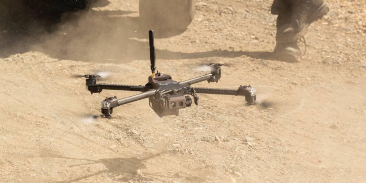 Pentagon drone startups coronavirus