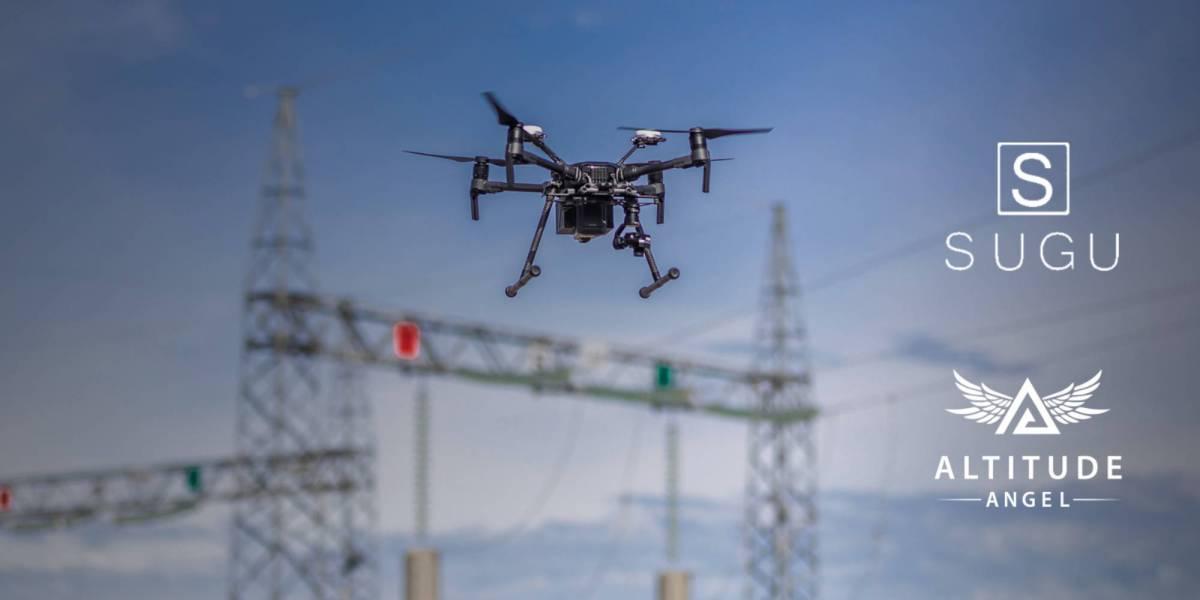 Sugu Drone Altitude Angel UTM