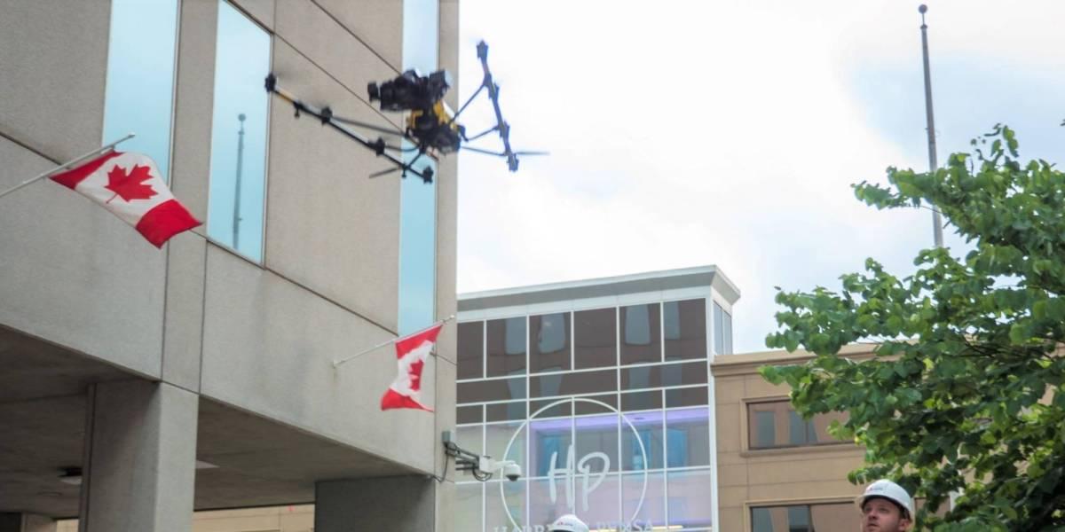 Aerodyne Group drone Canada