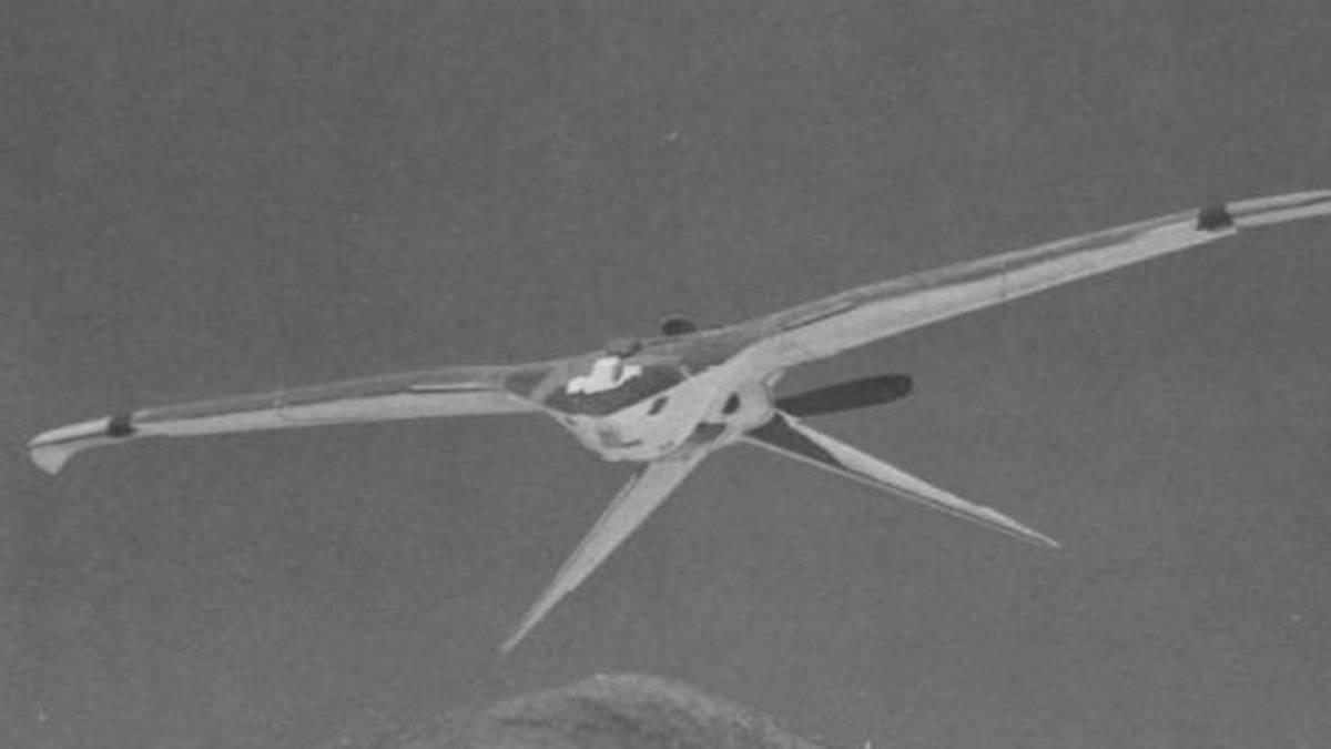 CIA Aquiline stealth drone