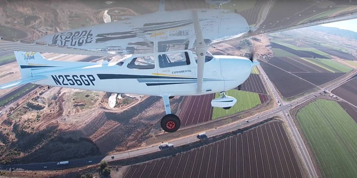 Cessna plane unmanned aircraft