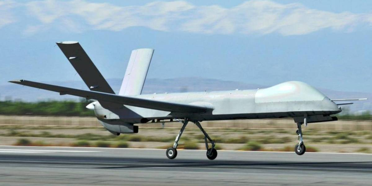 China drones banned