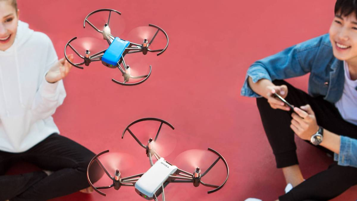 DJI Ryze Tello Talent drone