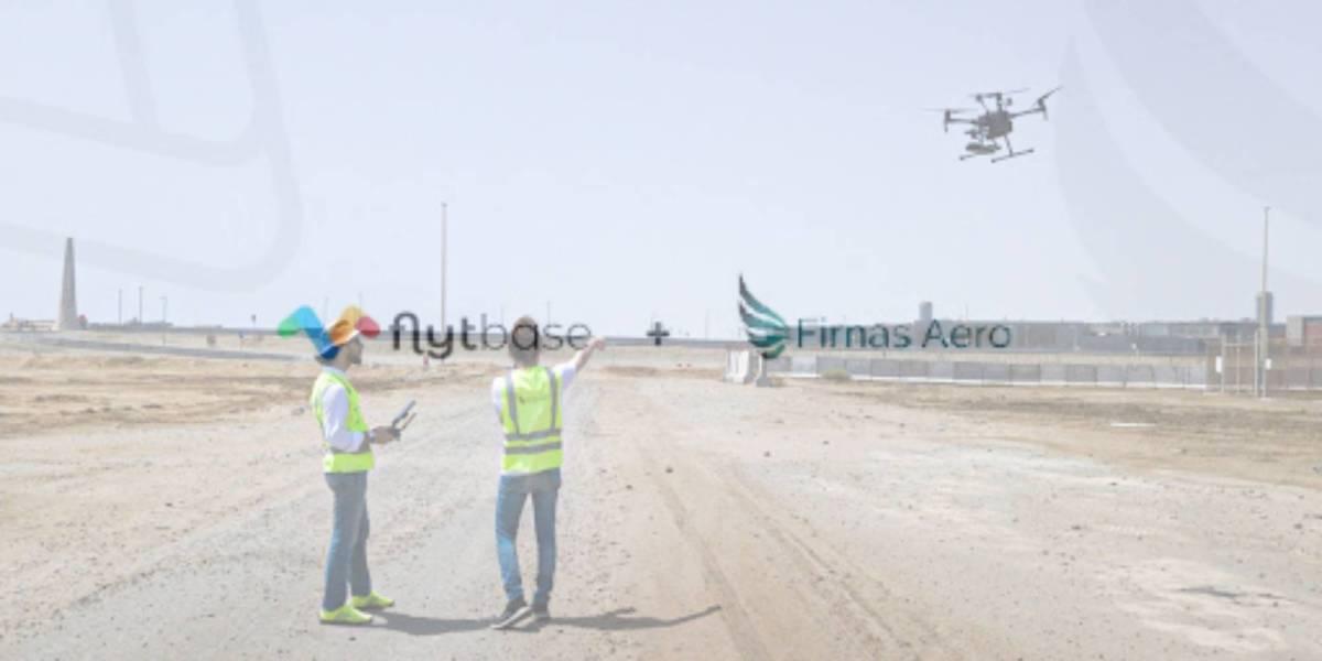 FlytBase Firnas Aero security