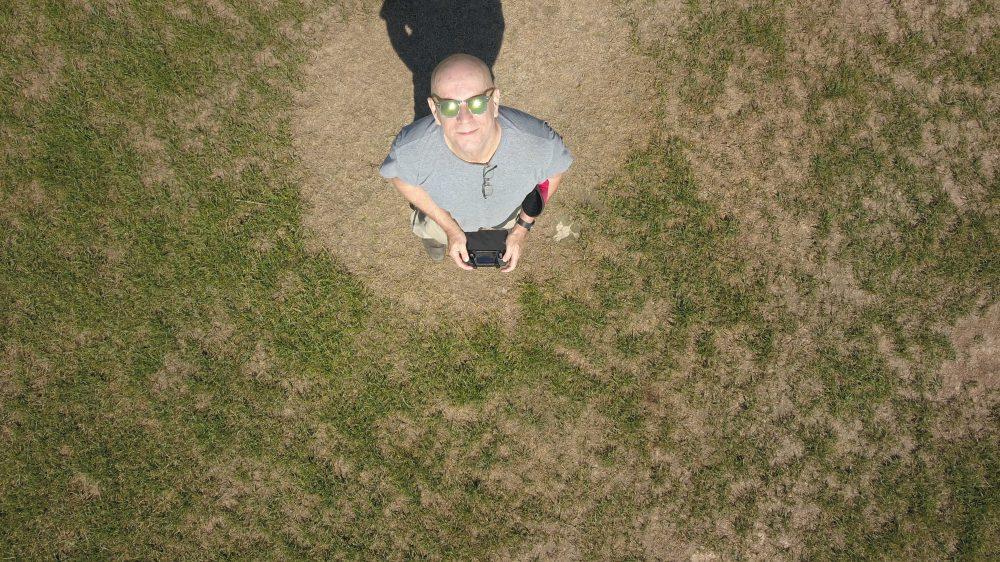 Scott Simmie flying Mavic Air 2