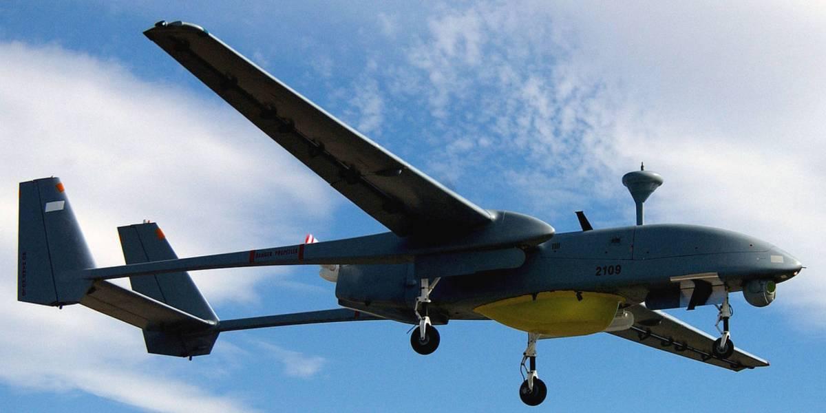 India Heron drones missiles