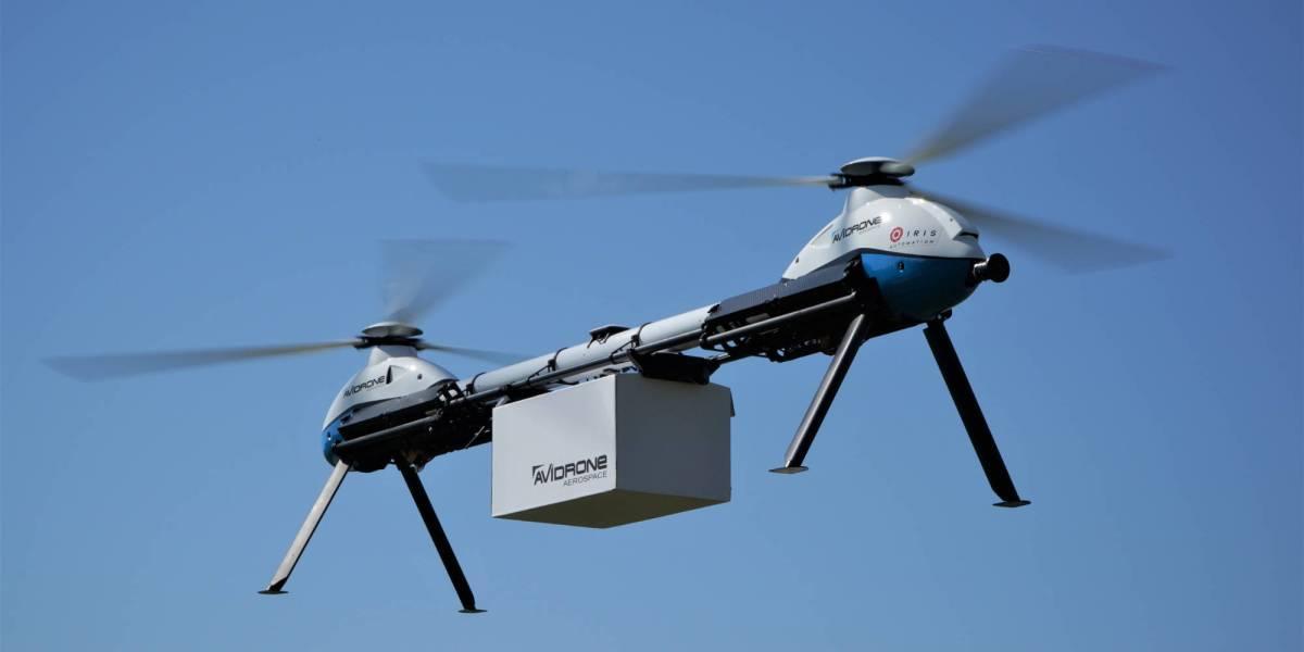 Iris Automation Avidrone Aerospace BVLOS