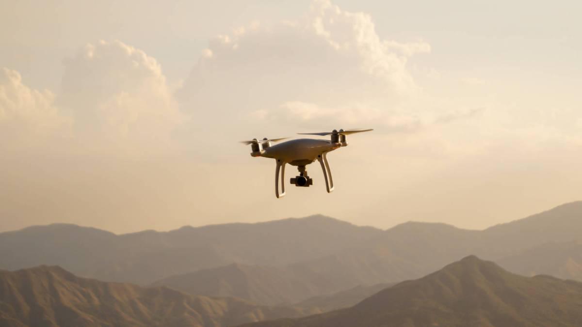Man drone crash Canada