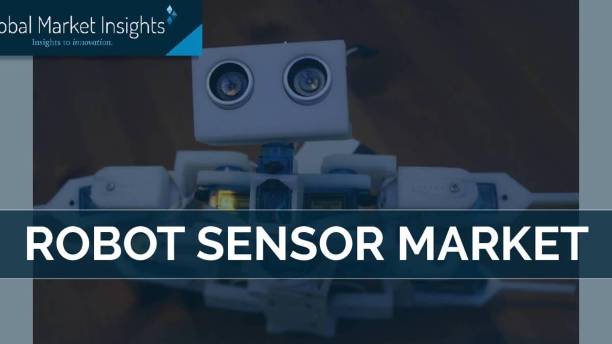 Robot sensor market 2026