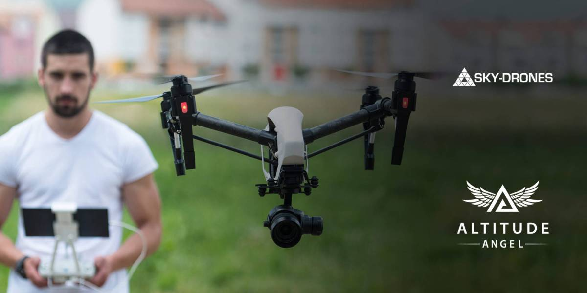 Sky-Drones Altitude Angel