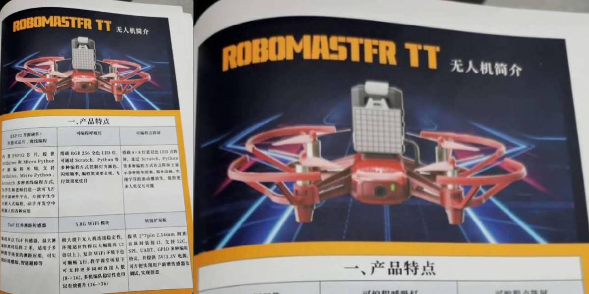 Tello Talent Chinese magazine