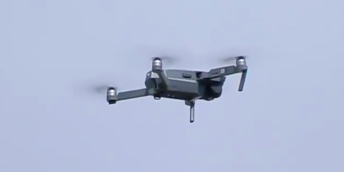 MLB Drone