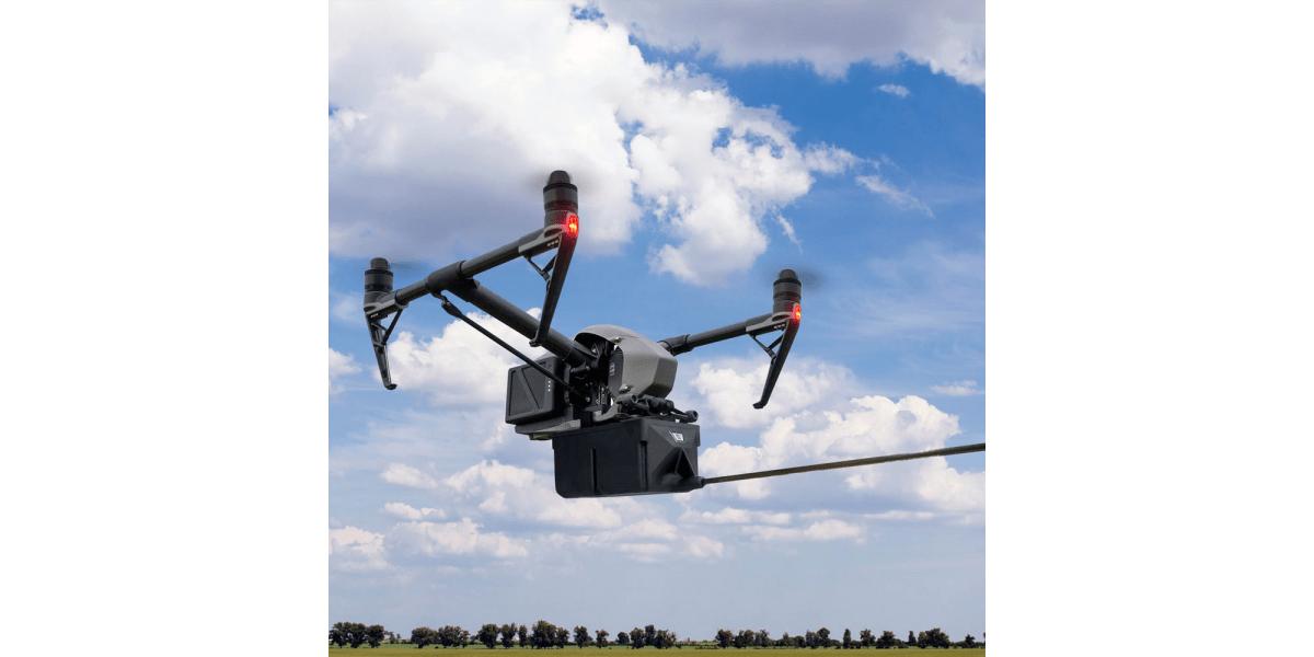Scentroid Sniffer drone