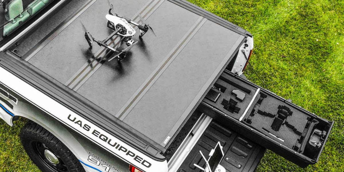 Wisconsin Police drone technology