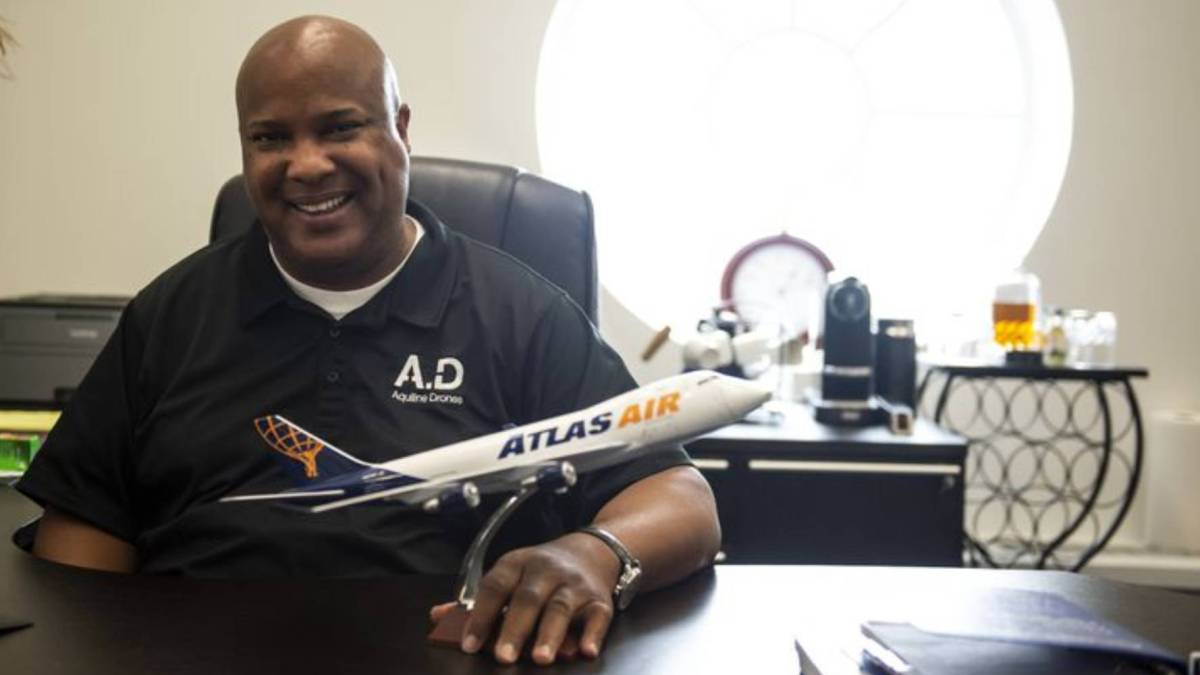 unemployed pilots fly drones