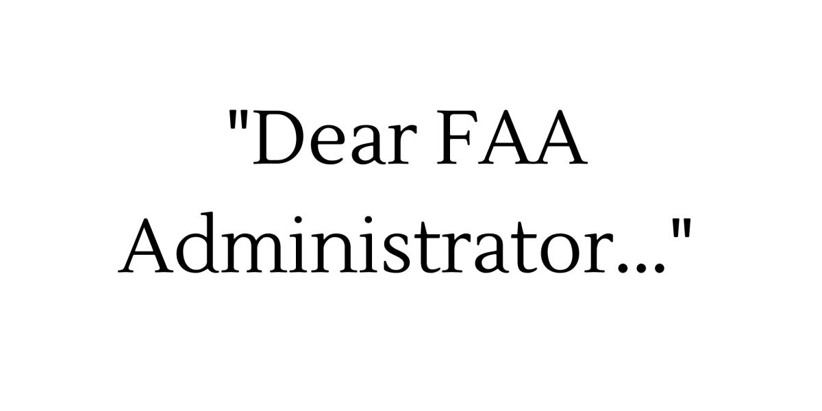 FAA Remote ID