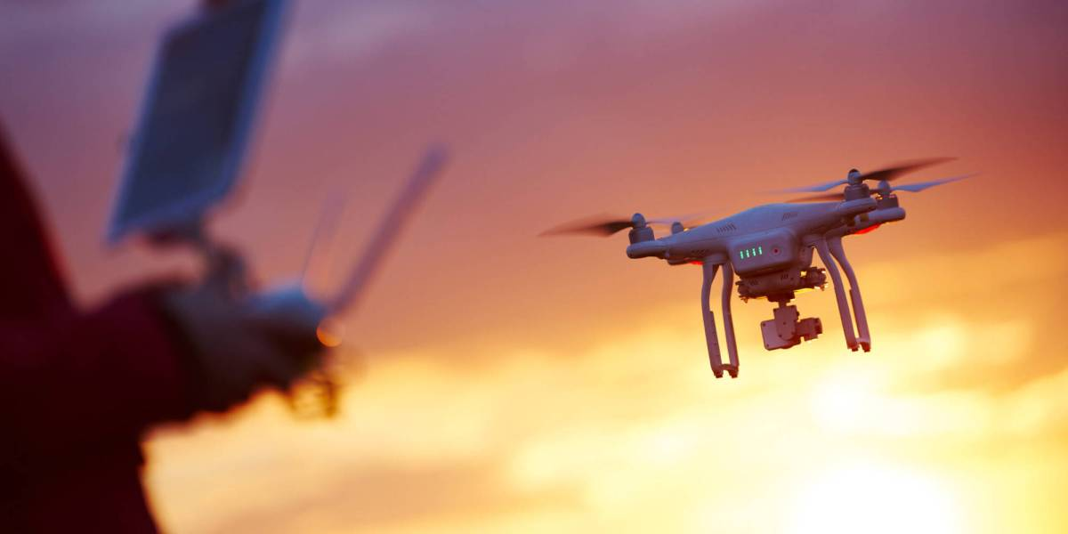 Airservices automate drone flight