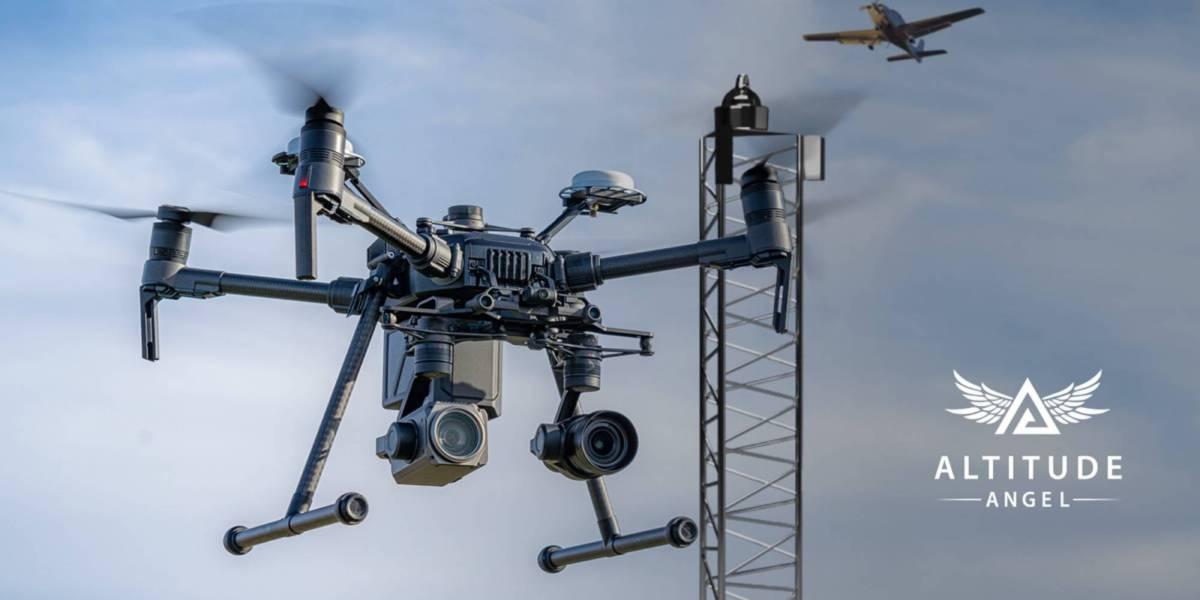 Altitude Angel Drone Zone