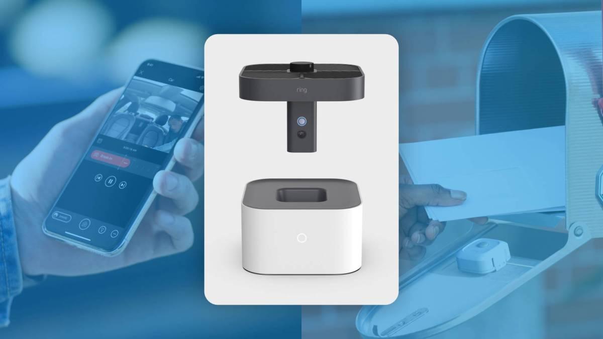 Amazon's Ring drone camera