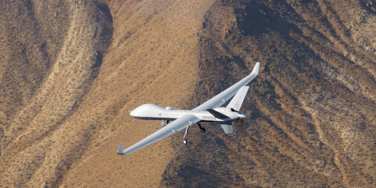 Britain's Protector RG drone