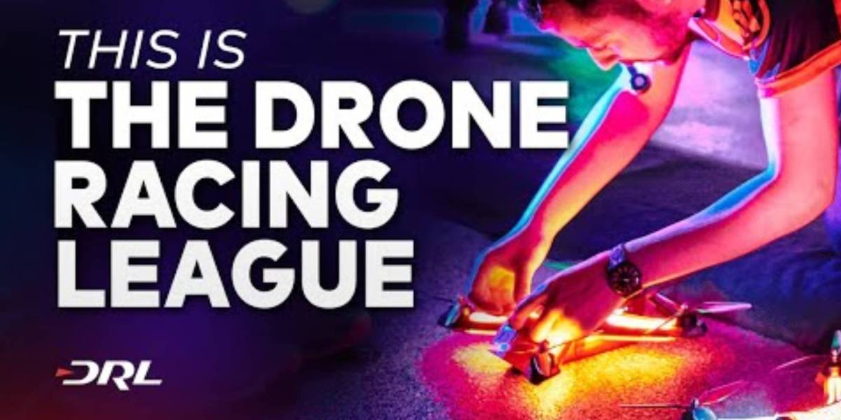 Drone Racing League executive